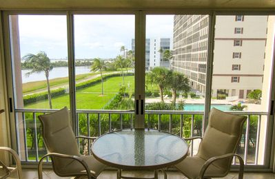 Photo for 2B/2B Beachfront Island Vacation Condo at Creciente w/ View of Gulf and Pool