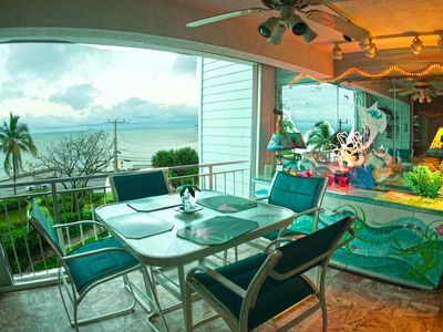 Oceanfront Island Dreams, Storybook Sunsets & Fantastic Views in Key West!
