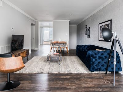 Photo for Unique 2BR in The Galleria by Sonder