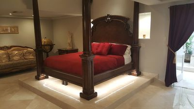 Photo for The Emperor's Suite - Central Houston Luxury