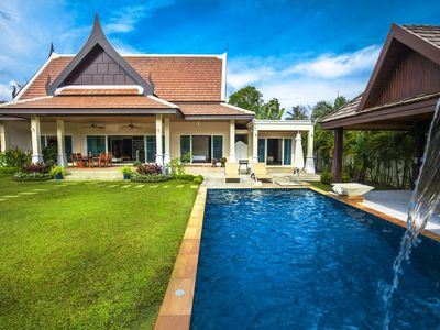 Photo for Noksawan - Nice 3BR private pool villa