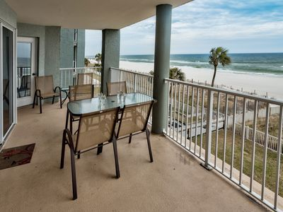 Photo for AUGUST AVAILABIILITY!!2ND FLR UNIT SLEEPS 8!!GREAT VIEWS!!WHAT A DEAL!!