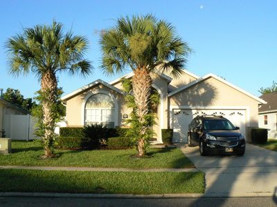 "Photo for ""Tropic View"" 5 Bed, 4 Bath Home 5 Minutes From Disney World, 15 From Seaworld"