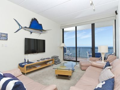 Photo for Enjoy the Beachview from 1207!