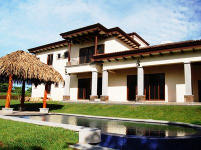 Photo for Casa Parador - Luxury Family Home, 2 Master Suites, Pool, Golf & Surf Heaven!