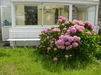 Photo for 2BR House Vacation Rental in Locmiquélic, Bretagne