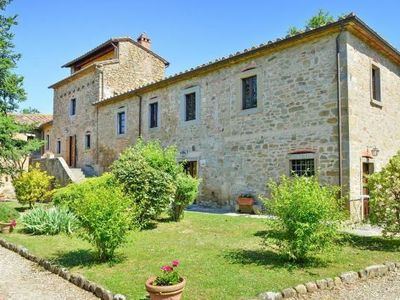 Photo for Residence Il Casale, Cortona  in Chianti - 2 persons, 1 bedroom