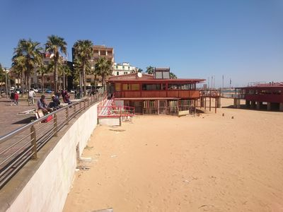Photo for Two rooms central and 300 meters from the sea