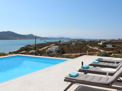 Photo for Pool Villa with breathtaking sea views