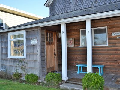Photo for NEW LISTING - Simply Adorable and close to Beach, Restaurants,Brew Pub, Theater,