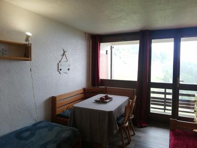 Photo for Apartment La Plagne-Tarentaise, studio flat, 3 persons