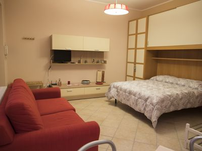 Photo for Studio in Taormina center with wi-fi