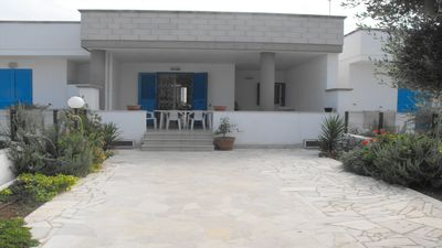 Photo for Spacious and comfortable Villa with 4 bedrooms: Holidays at Seaside in Salento,Ostuni