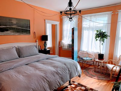 Historic Home in Vibrant and Walk-able West Village
