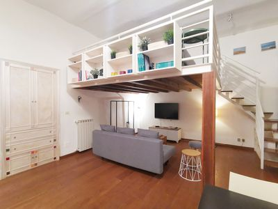 Photo for Apartment near the Colosseum and Termini