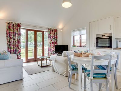 Photo for Hexden Lea is set in a picturesque location with lovely views