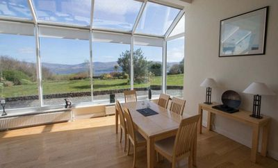 Photo for Modern 4 bedroom holiday homes with stunning views over Kenmare Bay