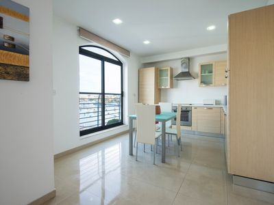 Photo for Seafront Sliema Luxurious Modern Apartment