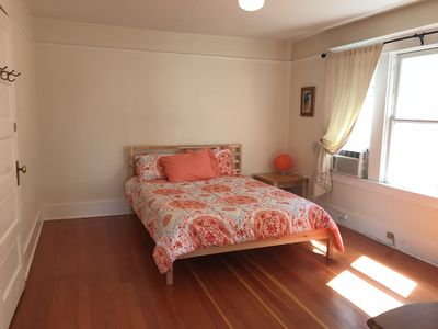 Photo for Walk anywhere from this quiet, cheerful, and spacious second floor apartment!