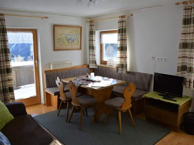 Photo for Apartment / 3 bedrooms / bath, WC - Haus Sonnenalm