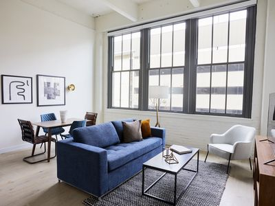 Photo for Sonder | Museum District | Bright 1BR + Lounge