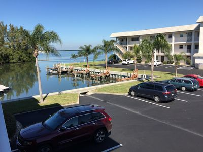 Photo for Renovated Condo with Gulf and Bay access, Bring your boat or watercraft !
