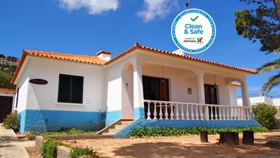 Photo for Spacious family villa only 200m from the golden beach | Villa Mary
