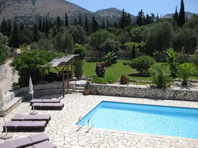 Photo for Villa With Private Pool, Sea And Mountain Views, High Quality Accommodation,