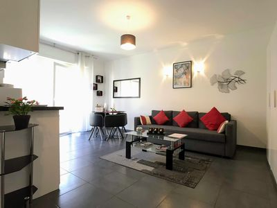 Photo for luxury apartment Antibes