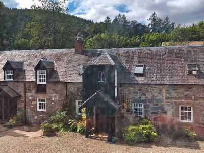 Photo for Holiday flat, Birnam  in Perthshire - 5 persons, 3 bedrooms