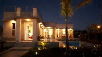 Photo for Modern villa with garden and swimming pool Essaouira