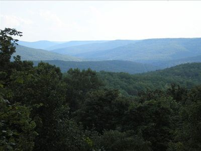 Photo for On the mountain, 4 miles from Sewanee!