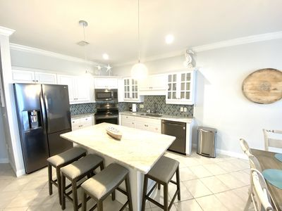 Photo for NEW LISTING!  Gulf and Lake Views!  Short walk to the beach! Community Pool