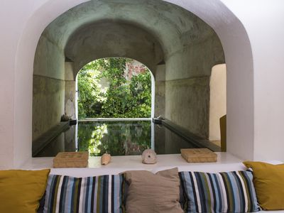 Luxury Colonial House in Cartagena's Old Town with cook & staff.