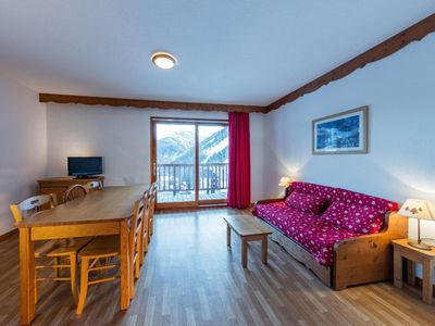 Photo for Surface area : about 35 m². Living room with bed-settee. Bedroom with 2 single beds