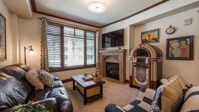Photo for Exquisite Ski Resort Views in this Luxurious Slopeside 1 Bedroom Condo