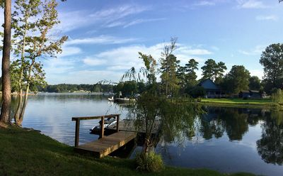 Photo for Updated Home on Lakefront Estate With Private Dock and Land