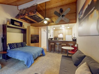 Photo for Dog-friendly condo near Shaver Lake & China Peak - shard pool & hot tub