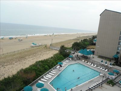 Photo for Sea Colony Rare Oceanfront Point Unit