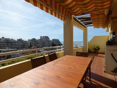 Photo for NICE APARTMENT, 200M FROM THE BEACH WITH SEA