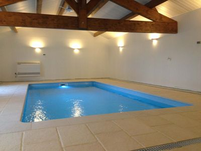 Photo for Indoor swimming pool