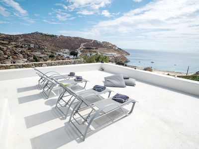 Photo for VILLA PICCO SUPER PARADISE MYKONOS, 1 BEDROOM 1 BATHROOM PERFECT COUPLE DESTINATION !