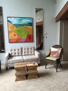Condo in The Center of Downtown (includes parking spot!)