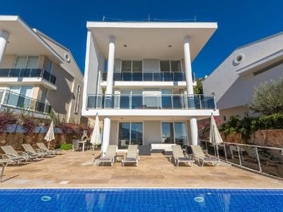 Photo for Modern 5 bedroom Villa with Beautiful Sea & Mountain views