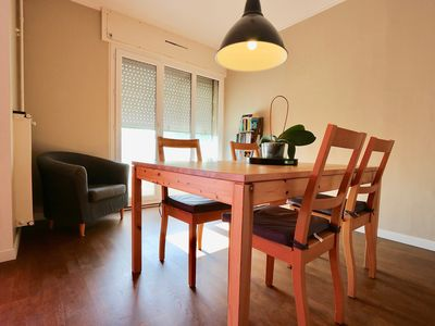 Photo for Le Lagrange 2 bedrooms terrace