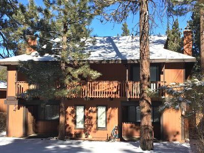 Photo for Tao Cabin 22 - Sleeps 12. Only 2 Miles To Big Bear Ski Resorts