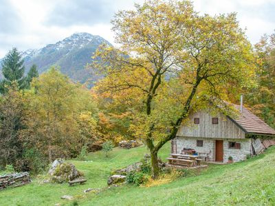 Photo for Miha Lodge in the woods with magnificent view