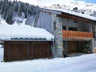 Photo for Holiday house Champagny en Vanoise for 18 persons with 5 bedrooms - Holiday house