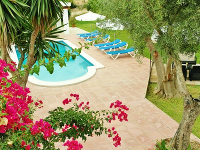 Photo for RURAL HOUSE IN FULL NATURE, WITH PRIVATE POOL, LARGE GARDEN AND FREE WIFI