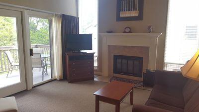 Photo for Memorial weekend open! 3br/2BA Condo-East side of Traverse City-A/C, Wifi